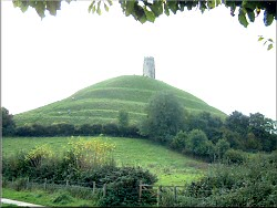 The north end of the Tor
