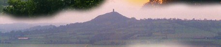 The Tor from Lottisham, from the southeast