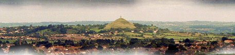 The Tor from Street Hill